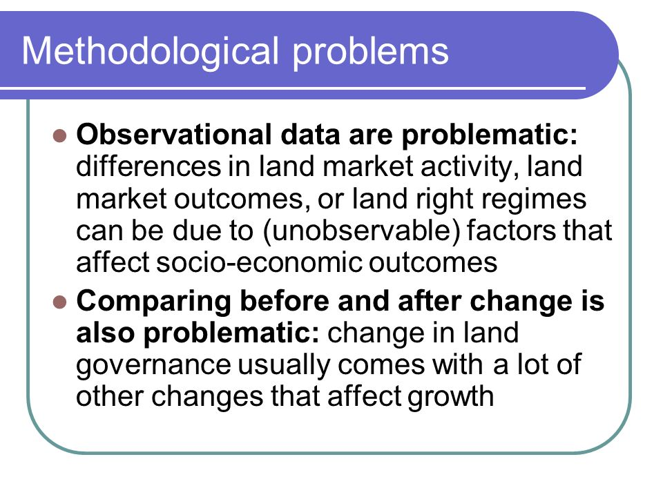 Description of our intervention End 2006 – beginning 2007: design of an intervention to trigger land consolidation Three packages: Information campaigns Local cadres training Combined package