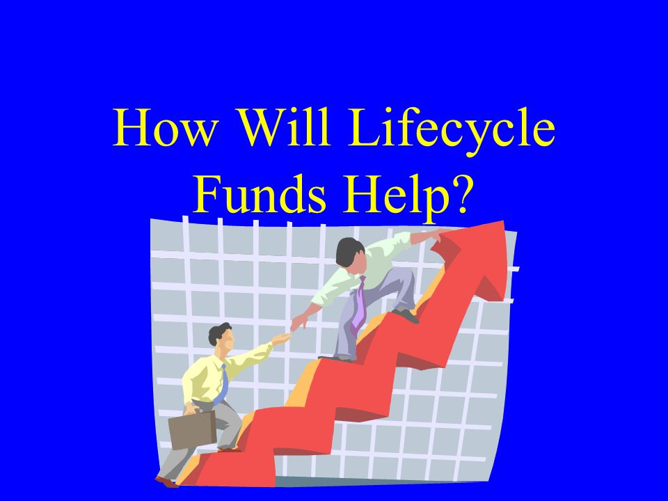How Will Lifecycle Funds Help