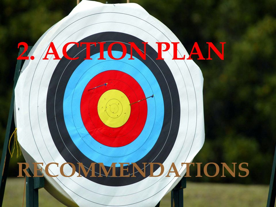 Recommendations World Bank Procurement Training45 2. ACTION PLAN RECOMMENDATIONS