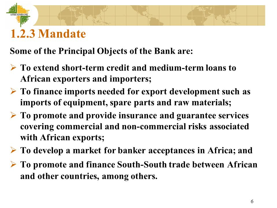 27 4.9Partnerships The Bank implements its CFP using a partnership approach.
