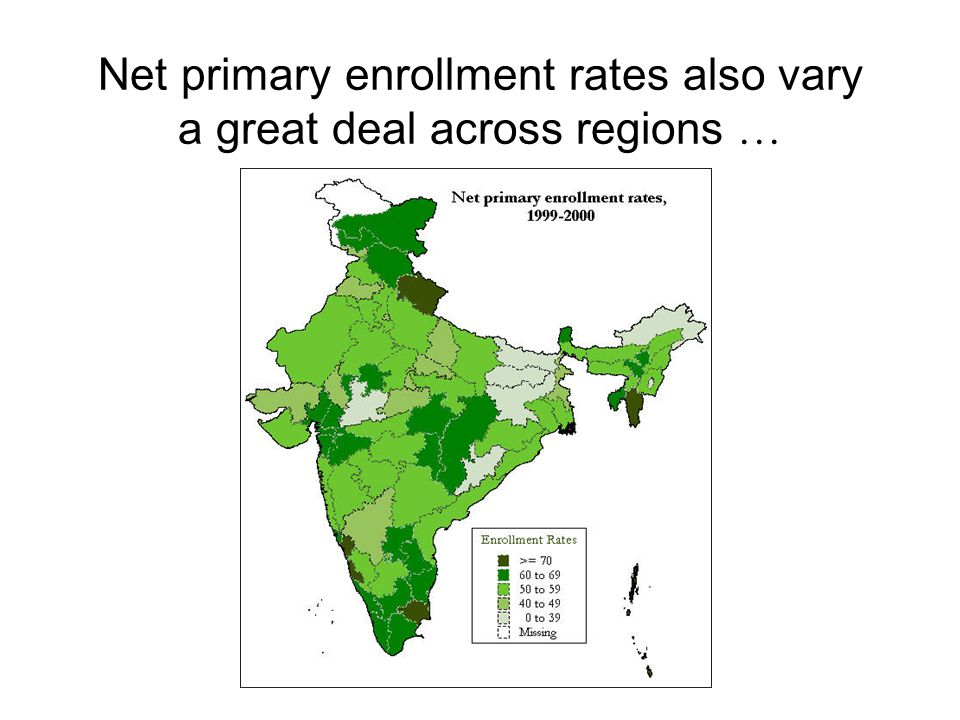 Most Deprived Regions in India But we can identify the most-deprived regions in the country.