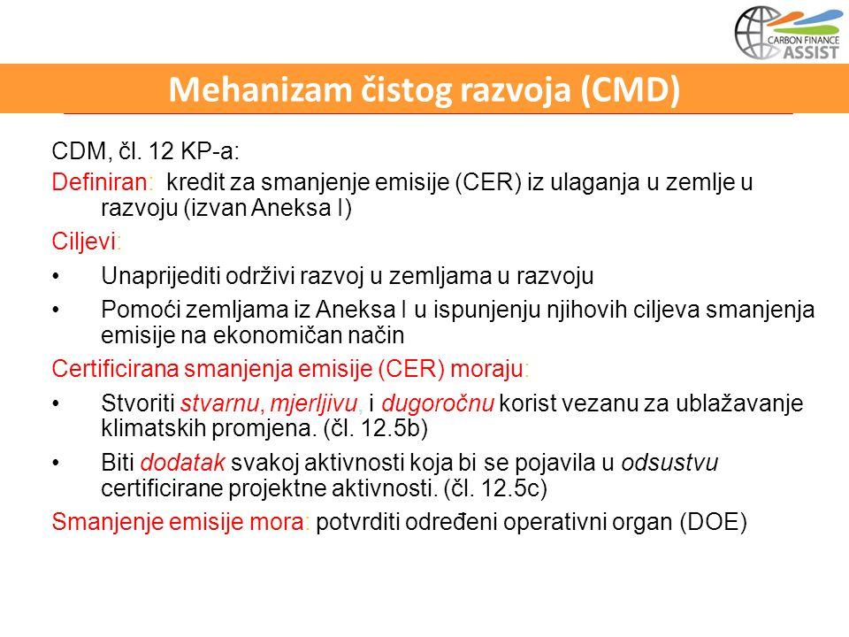 CDM, čl.