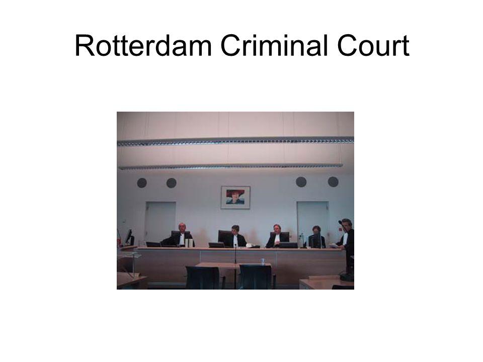 Rotterdam Criminal Court