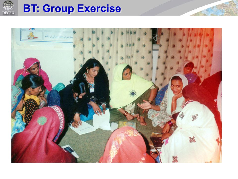 BT: Group Exercise