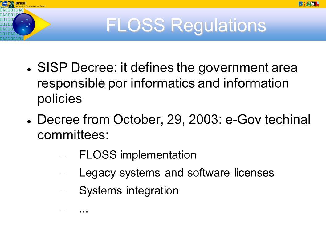 The International Public Software
