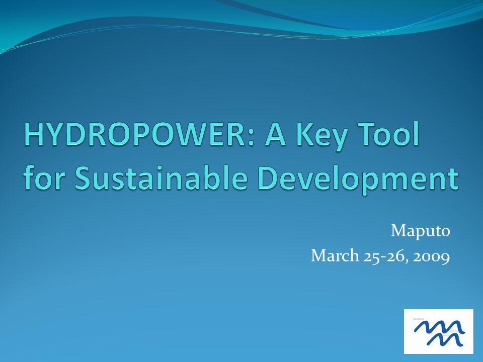 Maputo March 25-26, 2009
