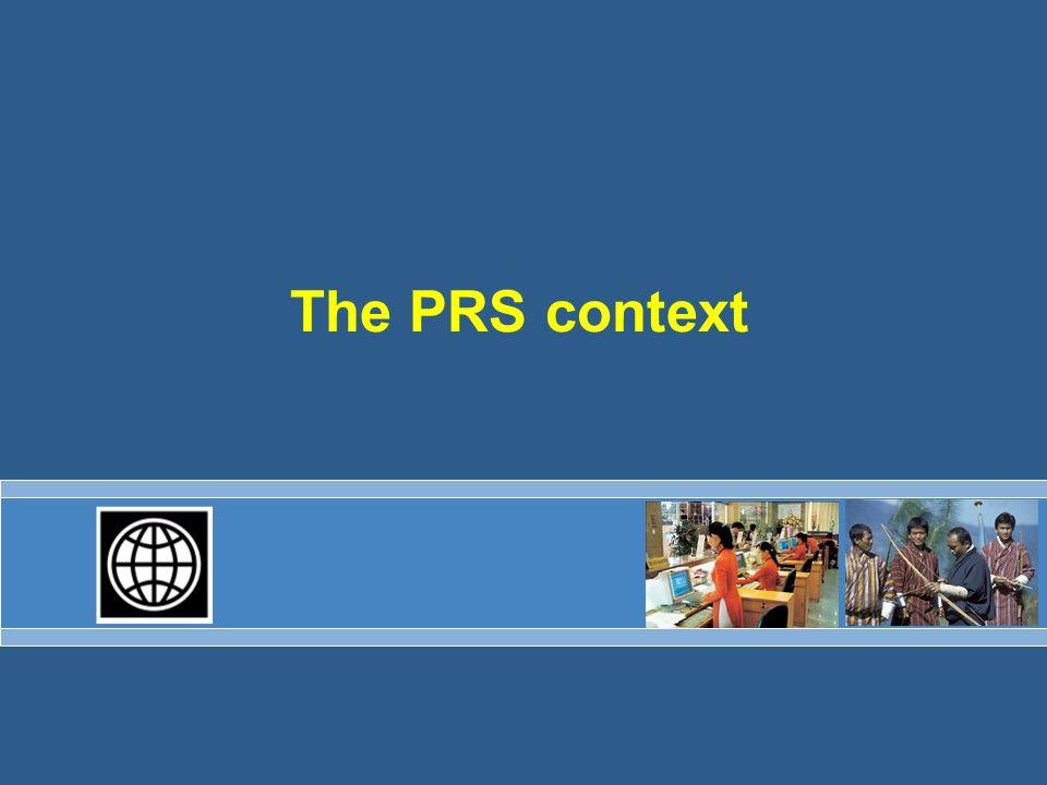 The PRS context