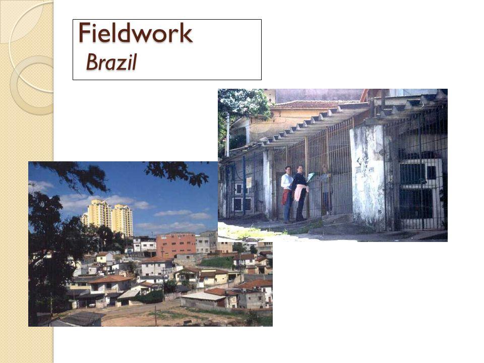 Fieldwork Brazil