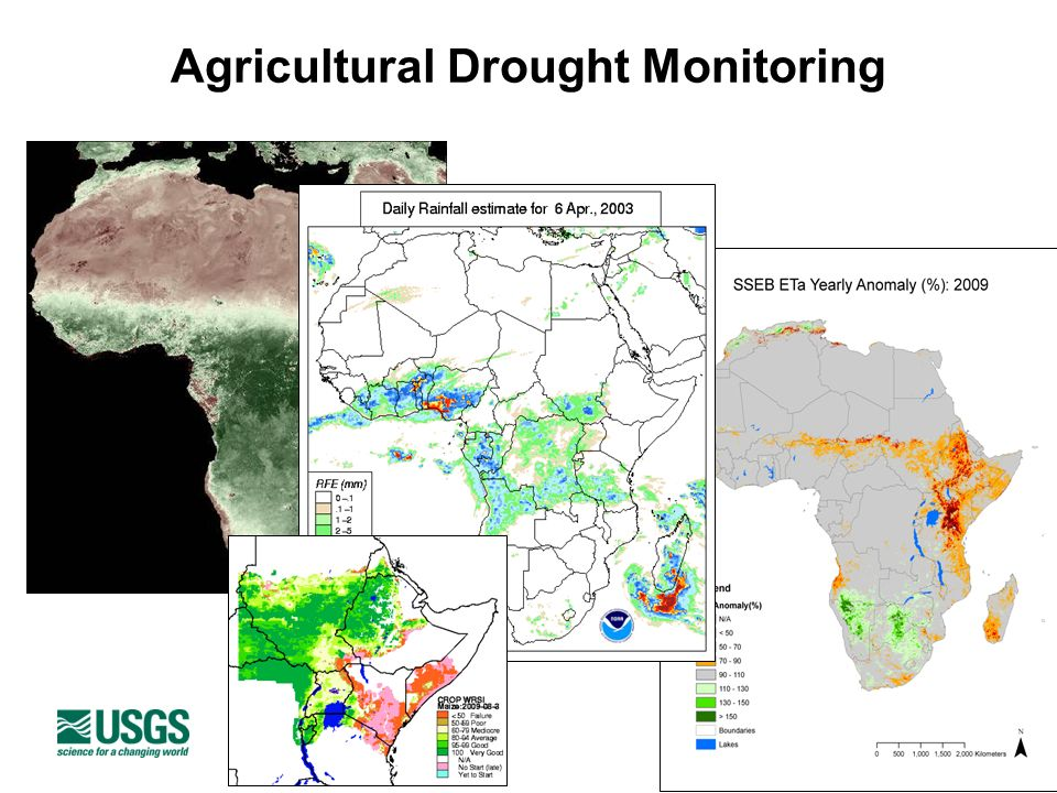 February 29, 2012 – Washington, D.C. Agricultural Drought Monitoring