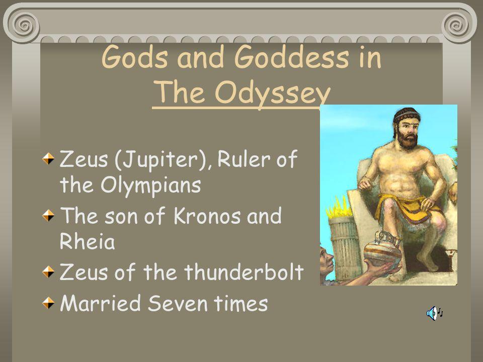Odysseus Travels Italy