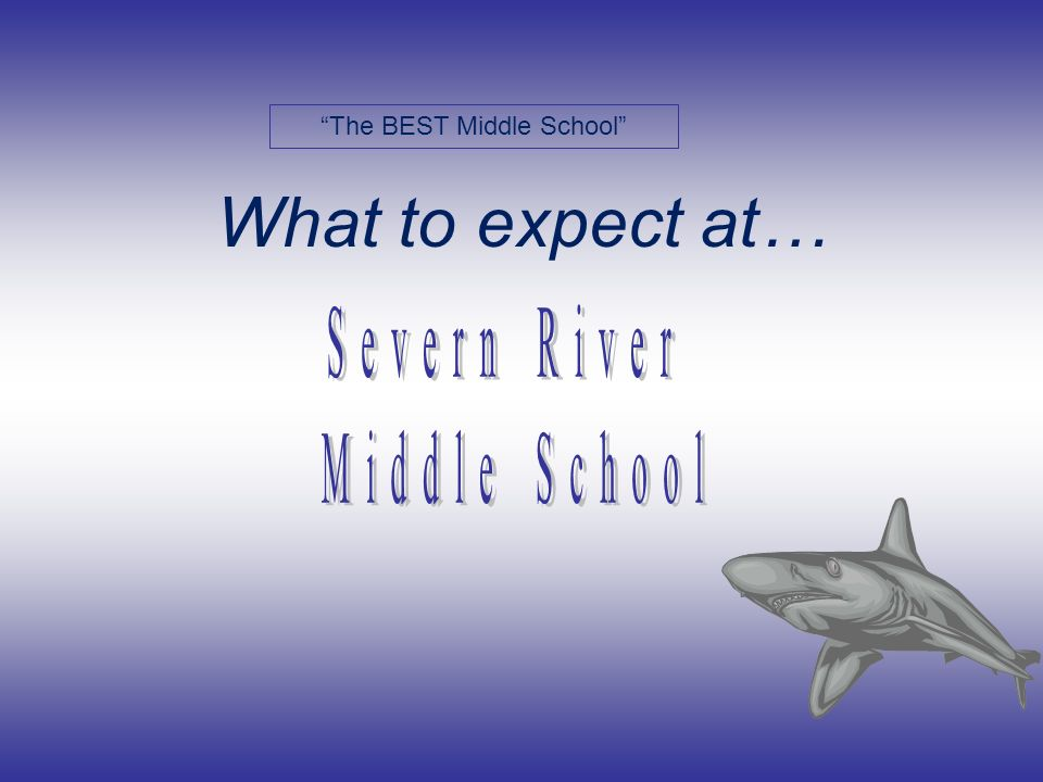 What to expect at… The BEST Middle School