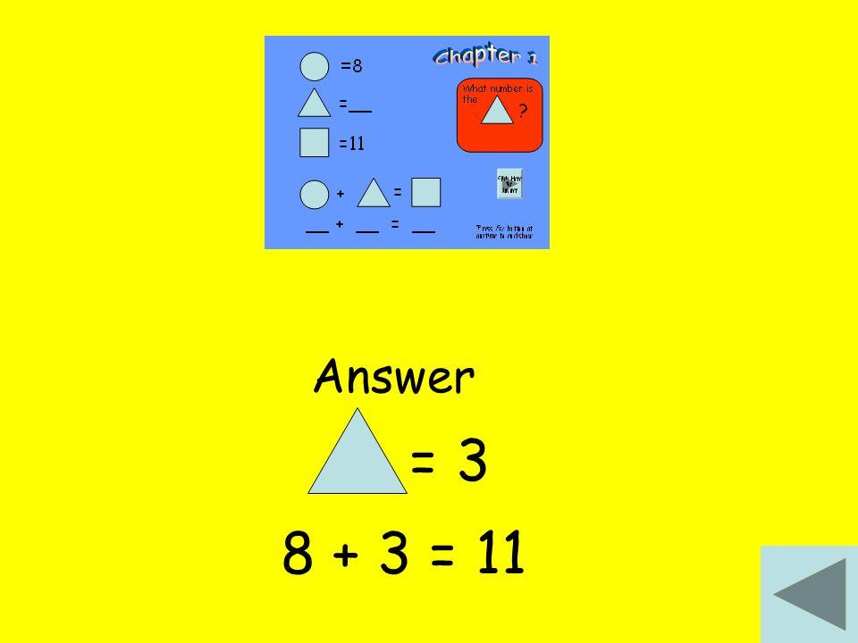 Answer: 3+7=10