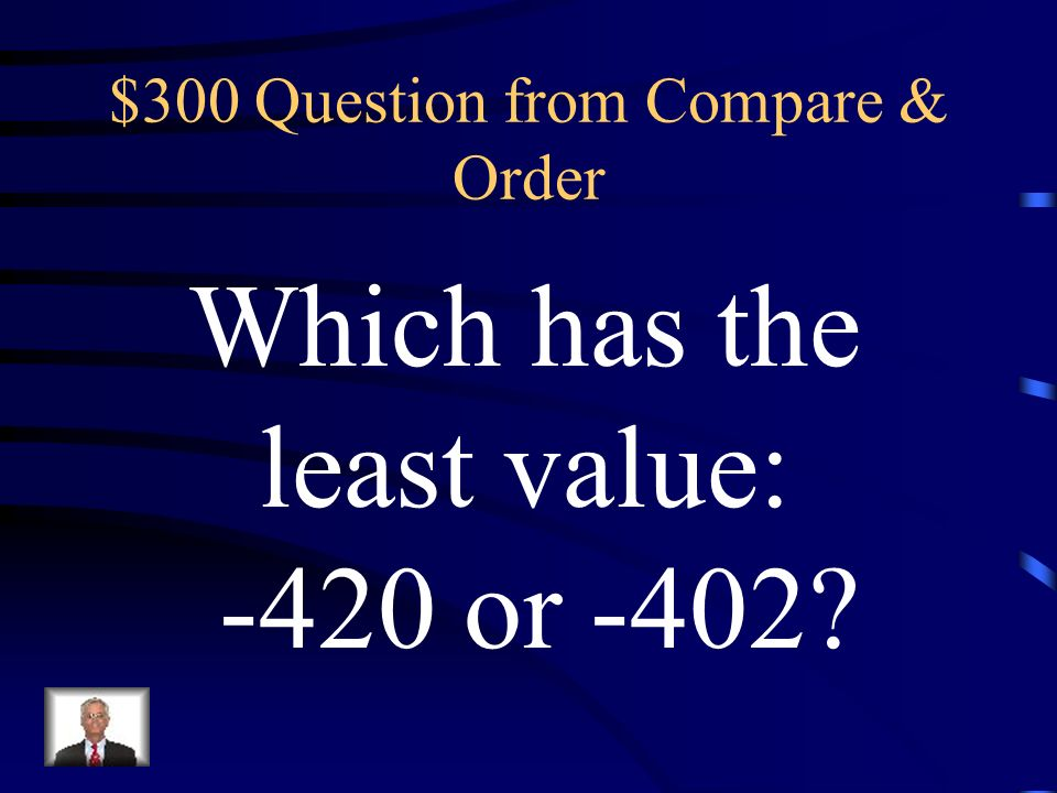 $200 Answer from Compare & Order -17