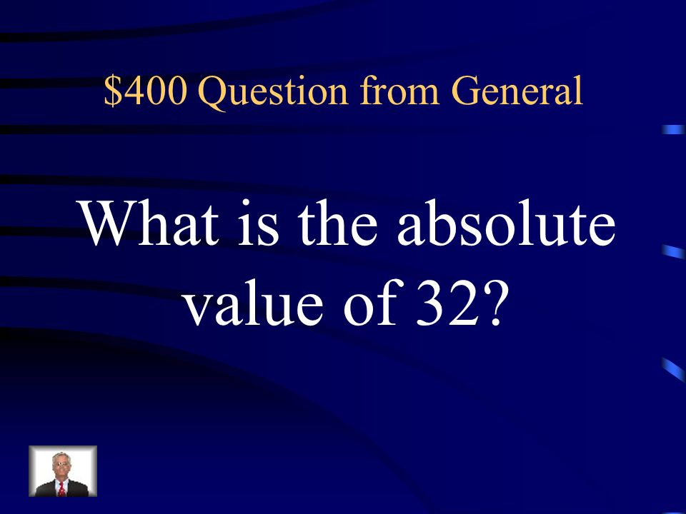 $300 Answer from General -19