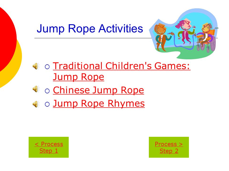 Blacktop Recess Games Jump Rope Activities Ball Games Running Games Hopscotch Games First research games that can be played during blacktop recess.