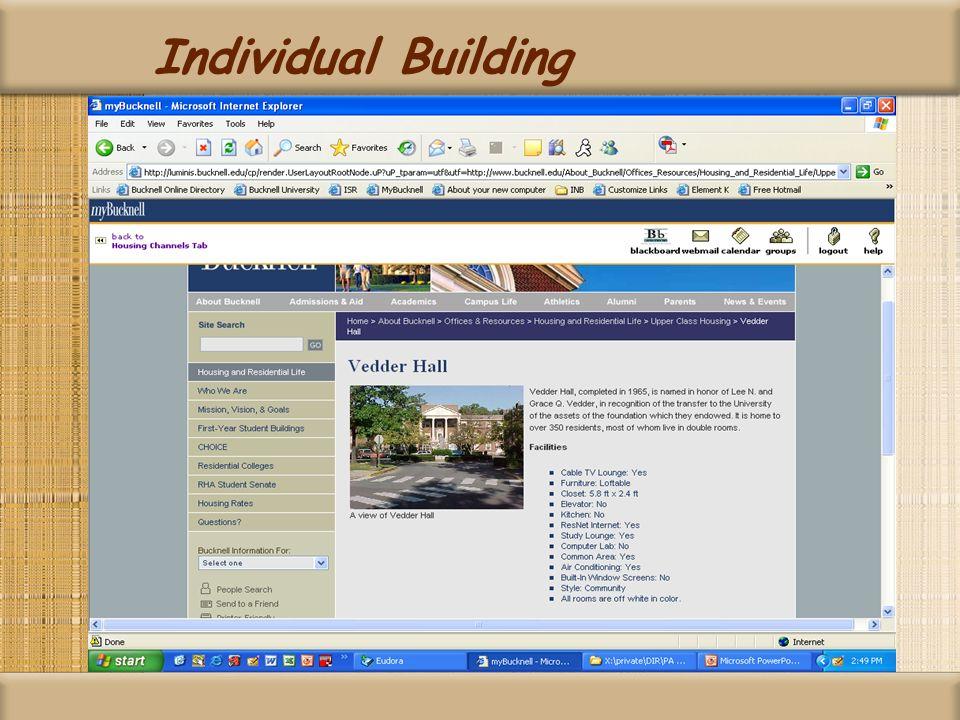 Individual Building