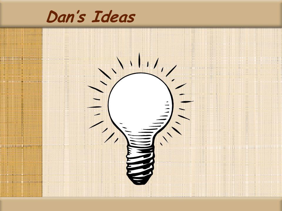 Dans Ideas