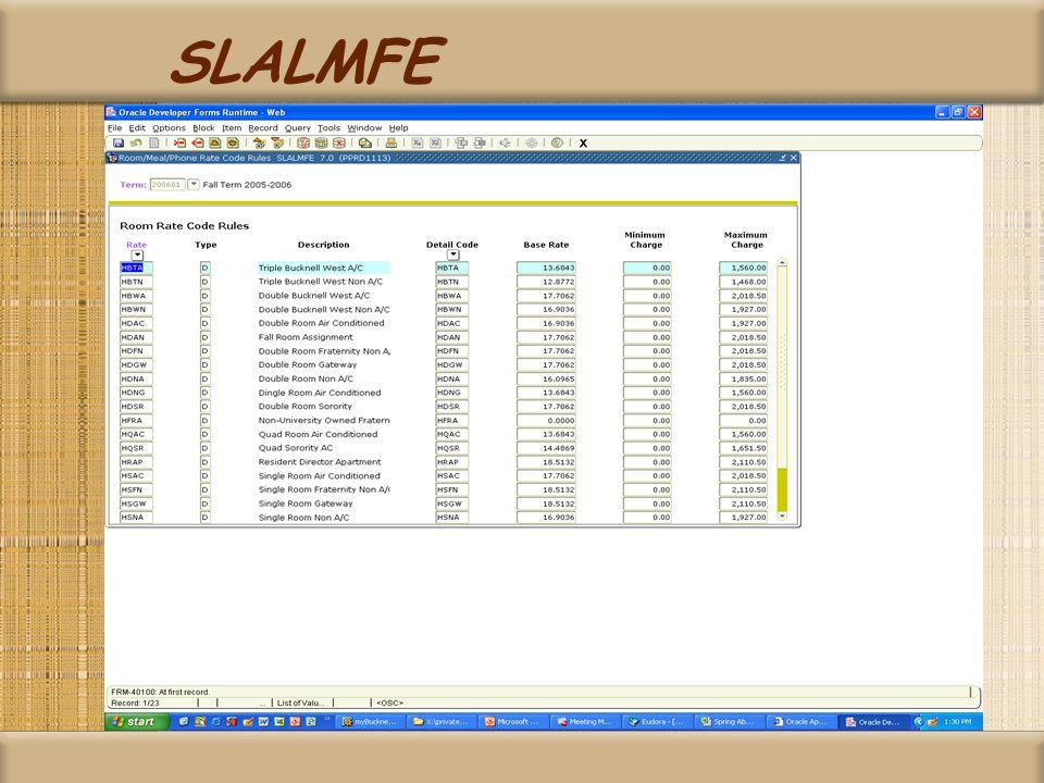 SLALMFE