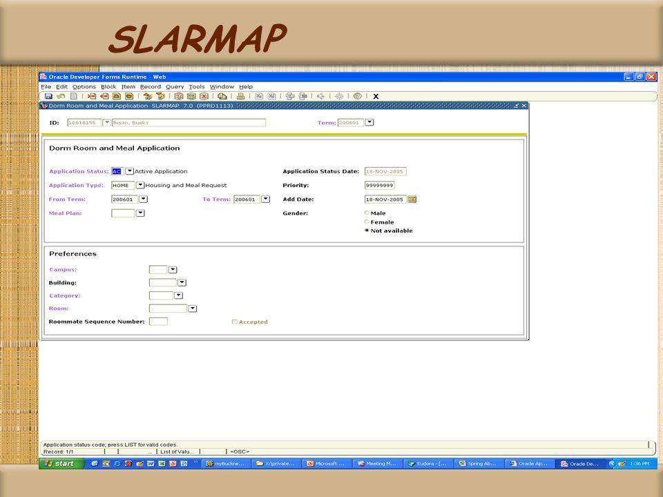 SLARMAP