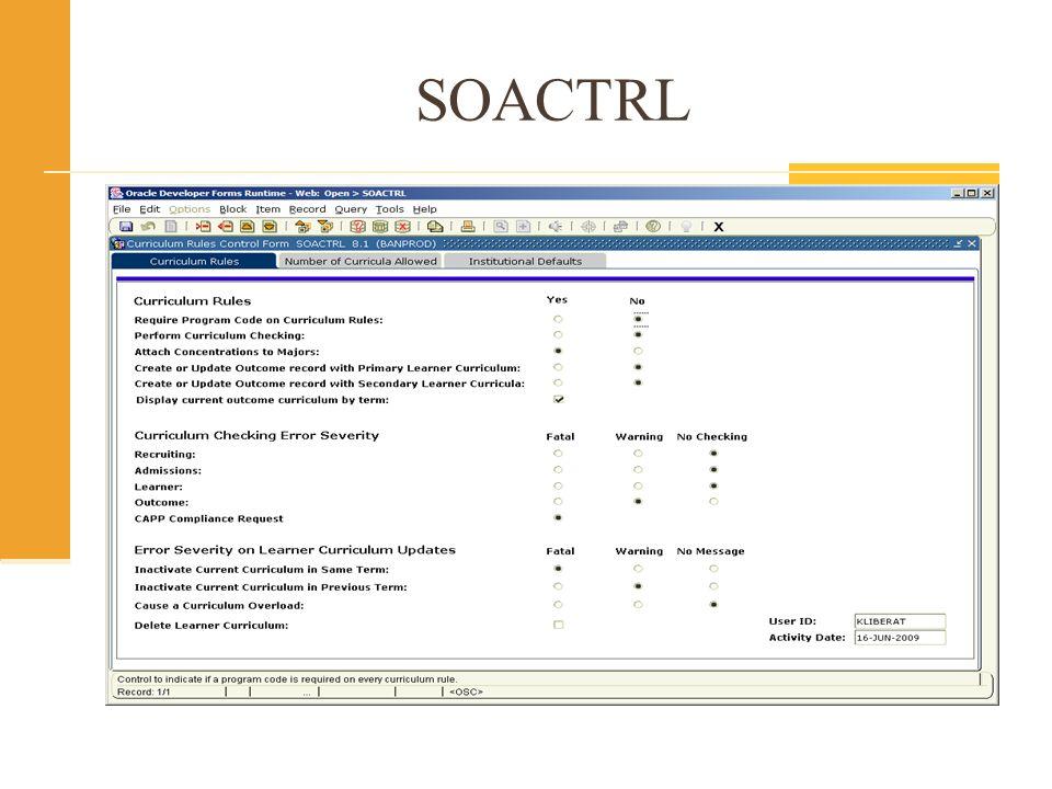SOACTRL