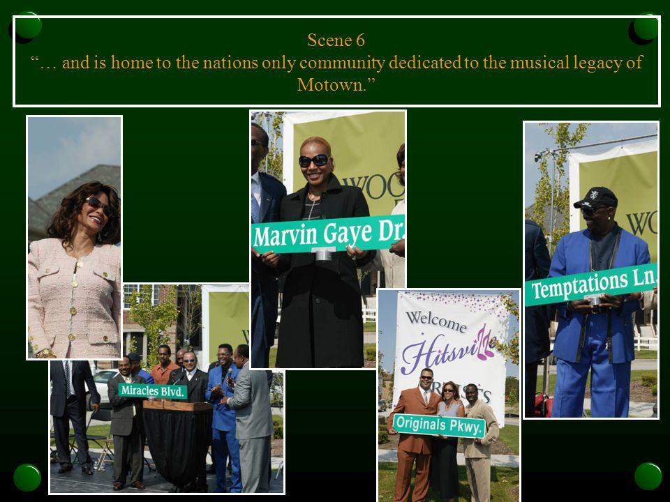 Scene 7 The New Renaissance in Detroit has an address