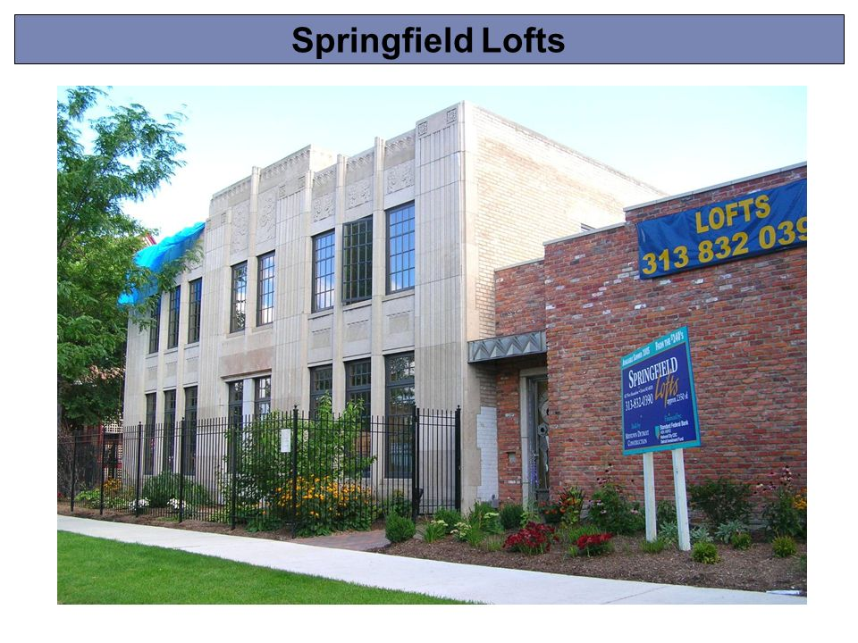 Springfield Lofts