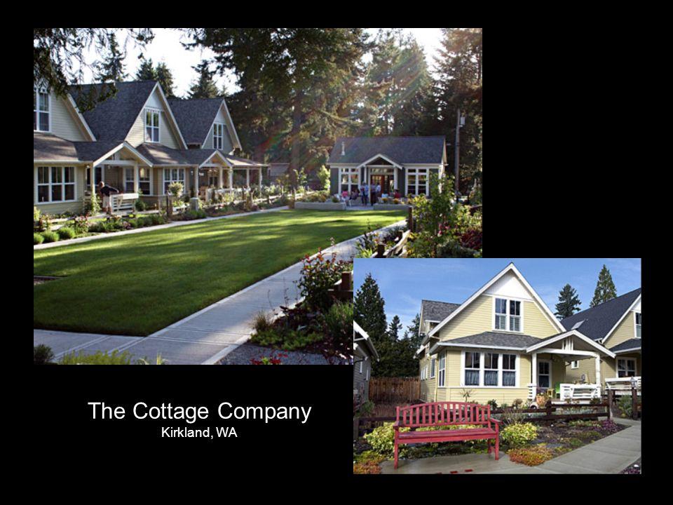 The Cottage Company Kirkland, WA