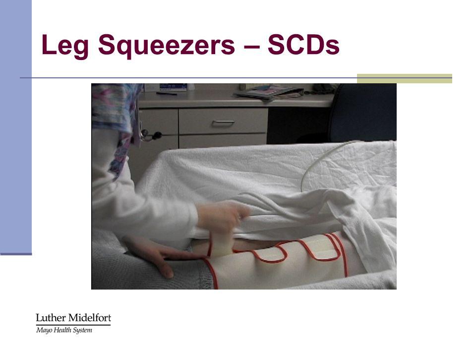 Leg Squeezers – SCDs