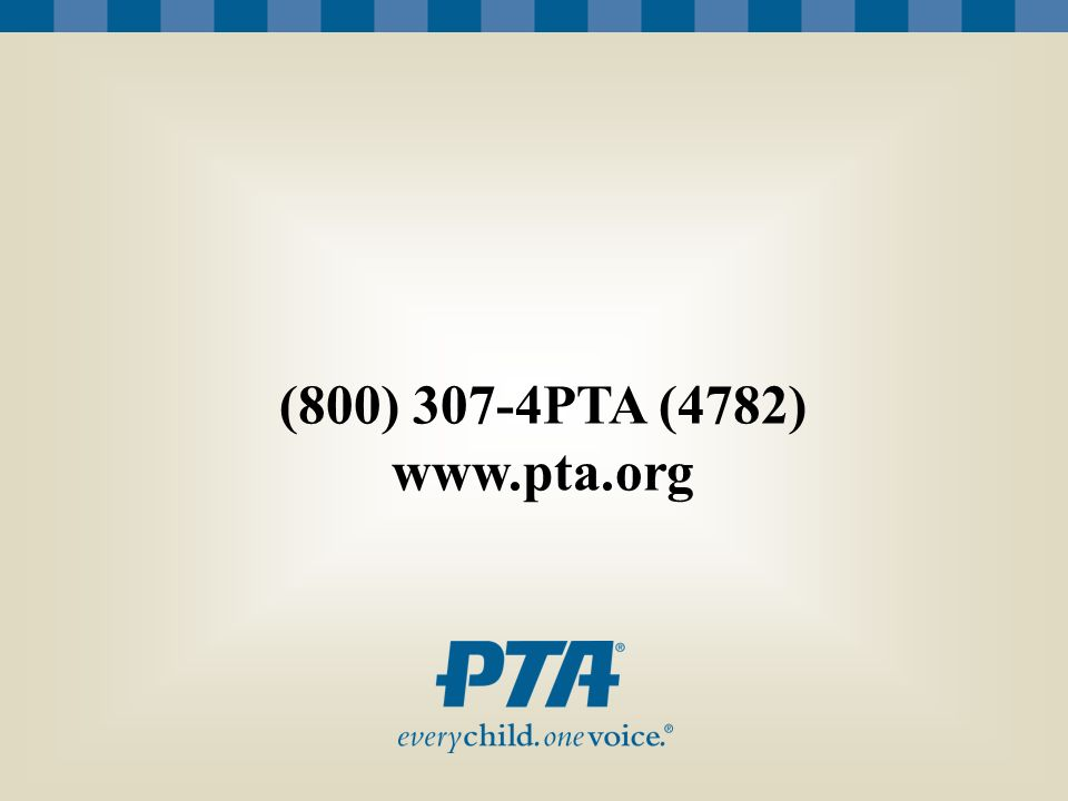 Bridging Race, Income and Cultural Differences to Support Student Success (800) 307-4PTA (4782) www.pta.org