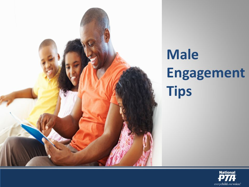 Male Engagement Tips
