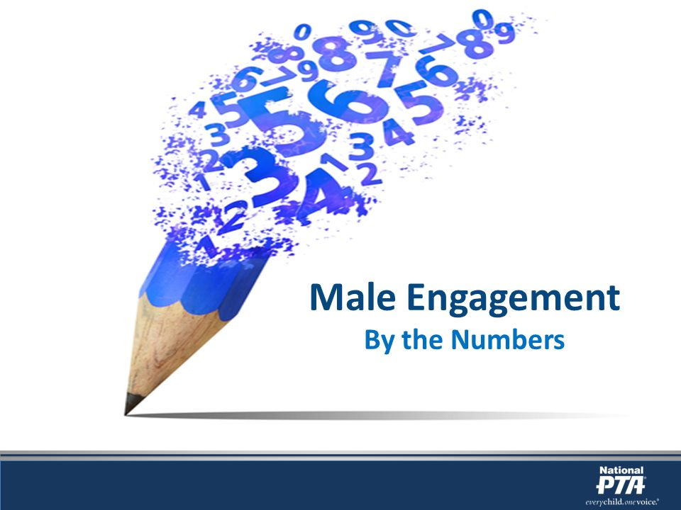 Male Engagement By the Numbers