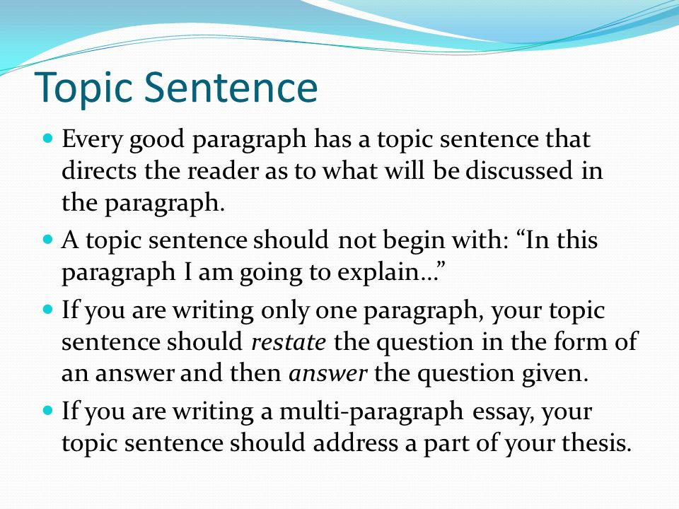 good topics for a definition essay