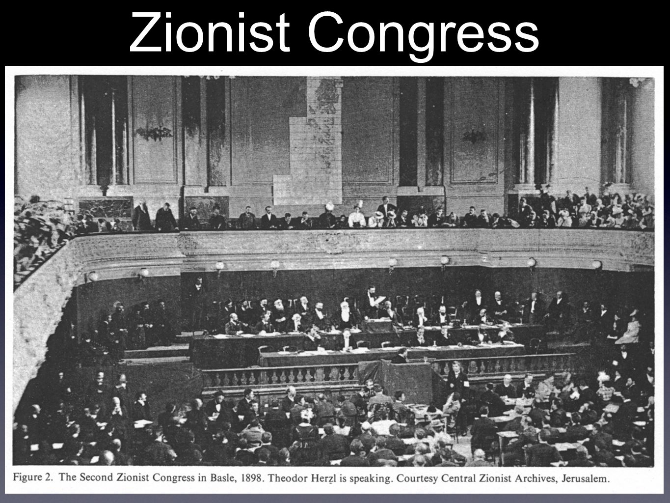 Zionist Congress