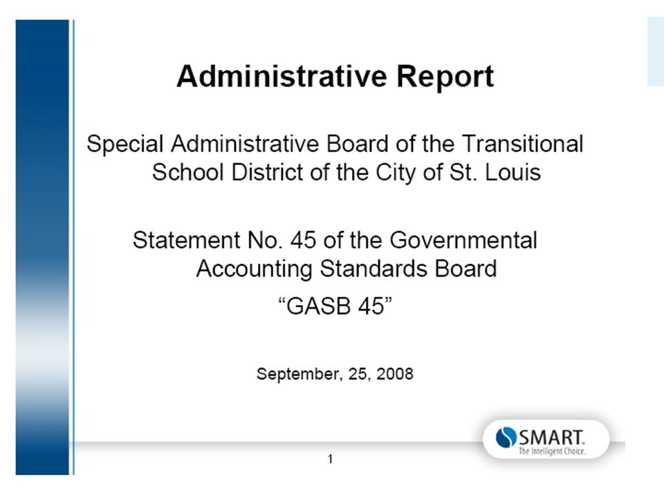 August 2008 EXECUTIVE SUMMARY Saint Louis Public Schools August 2008 Monthly Financial Report