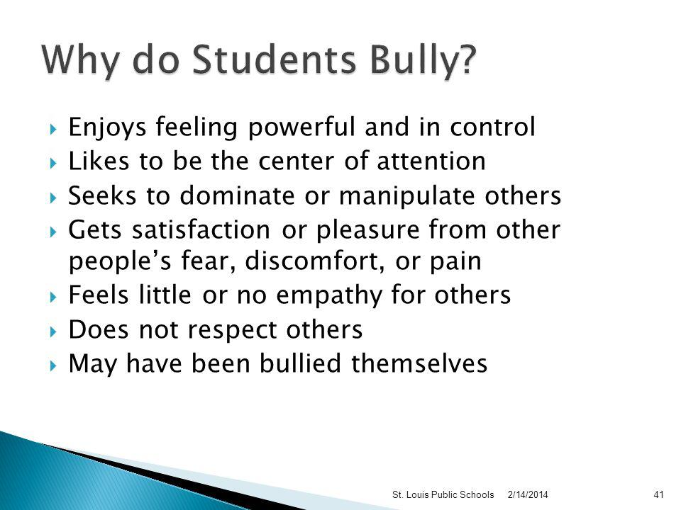 Bullying is: A form of overt and aggressive behavior that is intentional, hurtful, humiliating, and possibly injurious.