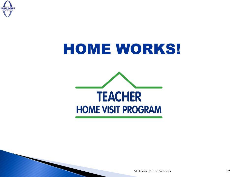 12St. Louis Public Schools HOME WORKS!