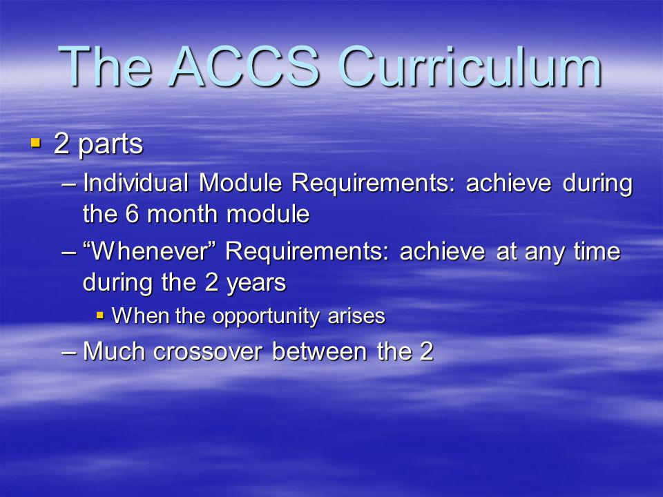 For your CT2 ARCP 6 Major Presentations 6 Major Presentations 20 Acute Presentations 20 Acute Presentations 39 Practical Procedures 39 Practical Procedures 13 Common Competencies 13 Common Competencies