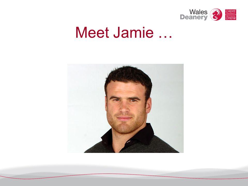 Meet Jamie …
