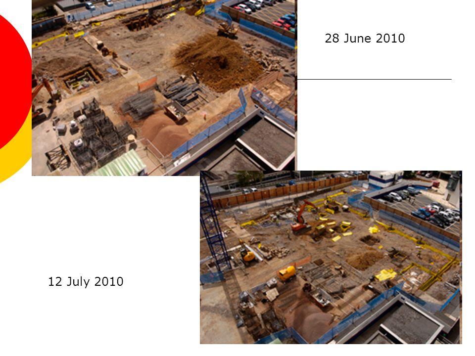 28 June 2010 12 July 2010