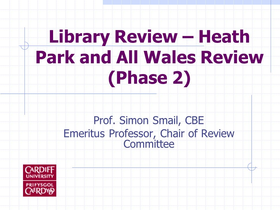 Phase I Review – Key Themes Evolving Hybrid Model Access rather than ownership Collaboration and Cooperation Information Commons Art of the Possible Addressing Inefficiencies and cost ineffectiveness Responding to themes in survey of users