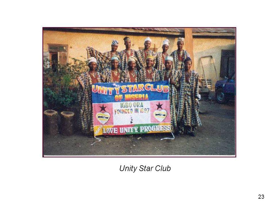 Unity Star Club 23