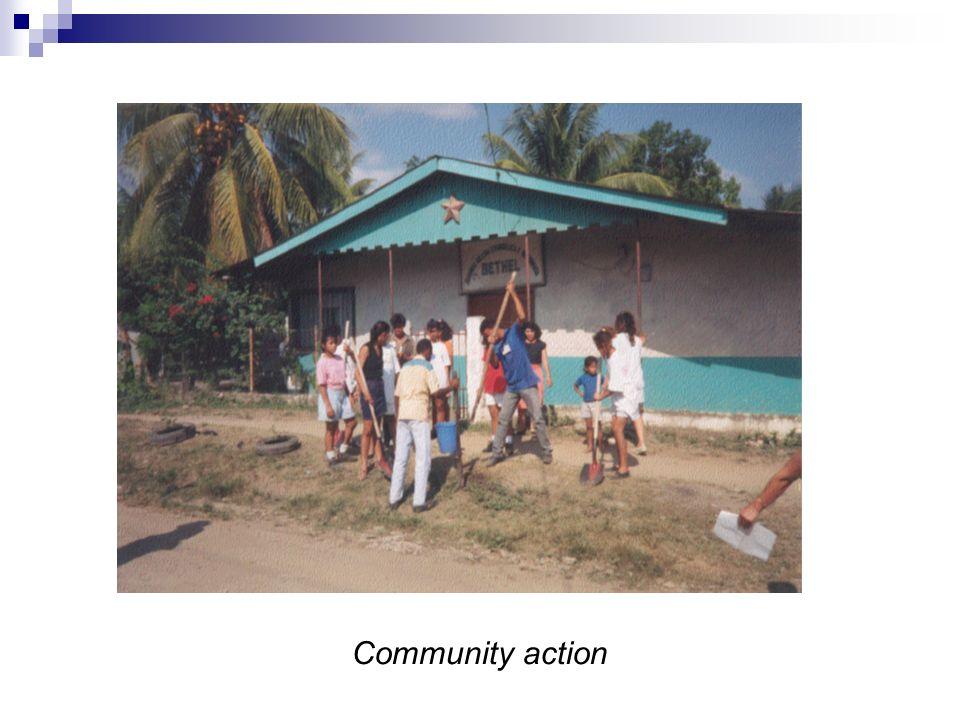 Community action