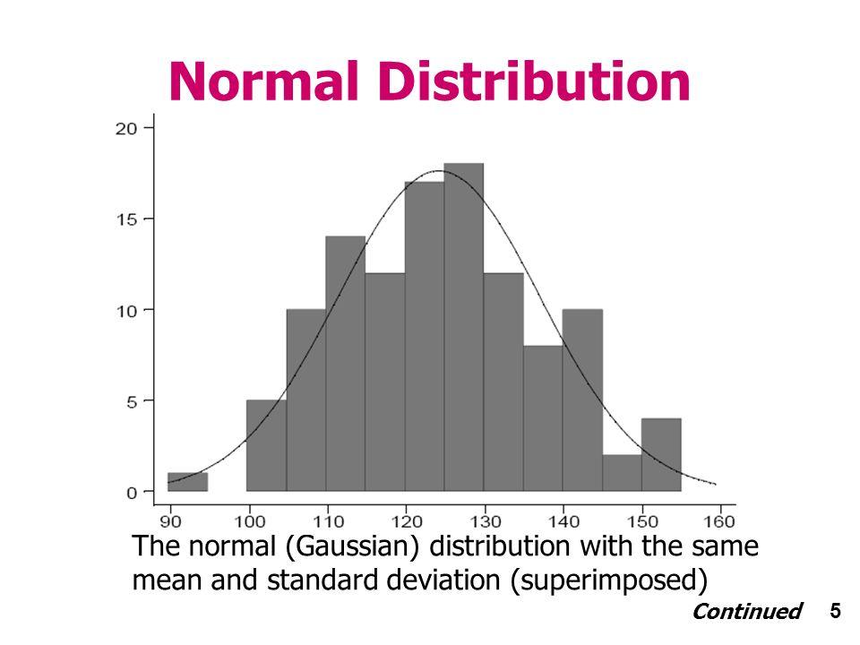 66 Summary Statistics The summarize command – Syntax summarize varname Continued.