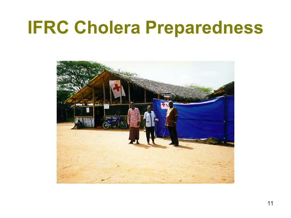 11 IFRC Cholera Preparedness