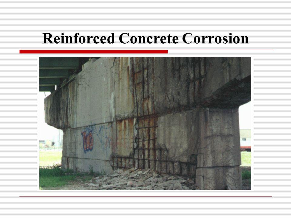 Reinforced Concrete Corrosion