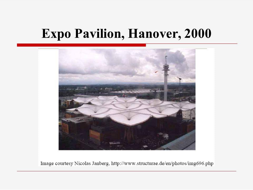 Expo Pavilion, Hanover, 2000
