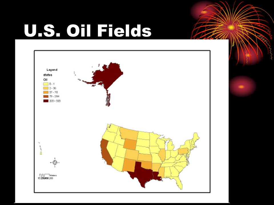 U.S. Oil Fields