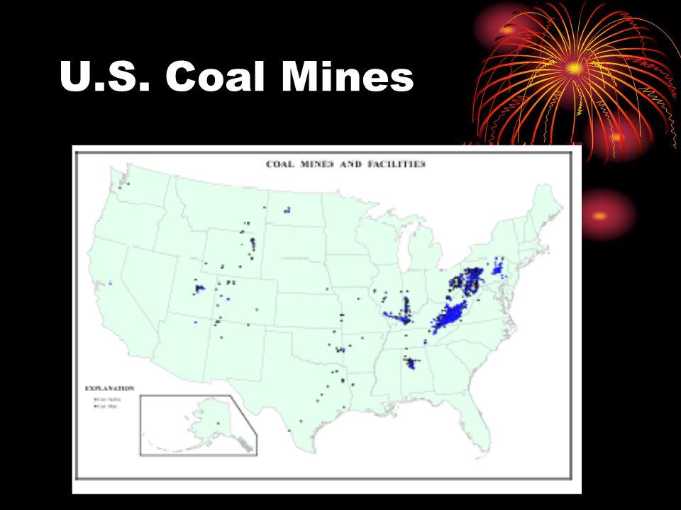 U.S. Coal Mines