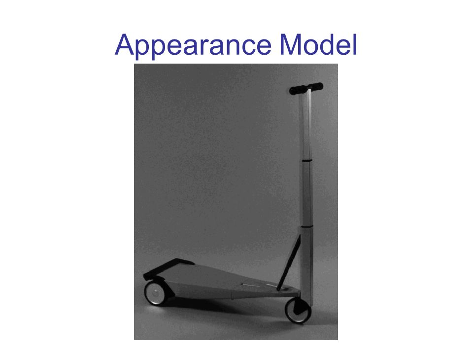 Appearance Model