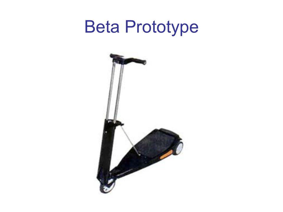 Beta Prototype